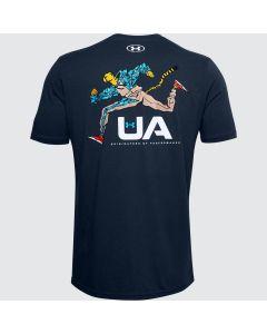 UNDER ARMOUR moška kratka majica RUNNING CHEETAH
