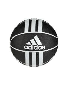 ADIDAS košarkarska žoga 3S Rubber X BLACK/WHITE