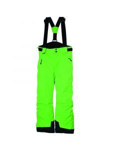 CPS otroške smučarske hlače GREEN 1