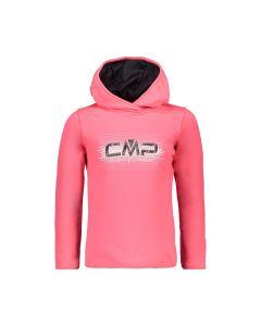 CMP otroški pulover 38E2425 PINK