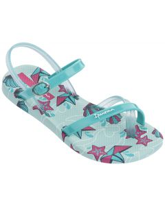 IPANEMA otroški sandali FASHION SANDAL KIDS BLUE