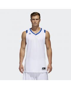 ADIDAS moška majica Crzy Explo jers WHITE/CROYAL