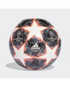 ADIDAS nogometna žoga FINALE18 CAP WHITE/BLACK