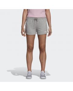 ADIDAS ženske kratke hlače W E PLN SHORT MGREYH/WHITE