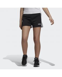 ADIDAS otroške kratke hlače YG E 3S SHORT  BLACK/WHITE