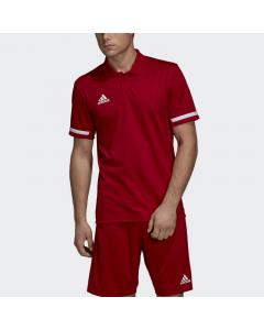 ADIDAS moška majica-dres T19 POLO M POWRED/WHITE