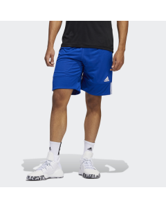 ADIDAS kratke hlače-dres 3G SPEED REVERSIBLE SHORT COLLEGIATE ROYAL/WHITE