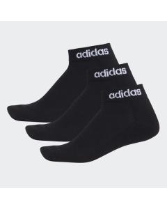 ADIDAS nogavice HC ANKLE 3pp BLACK/BLACK/BLACK