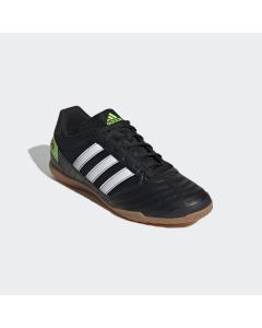 ADIDAS moška nogometna obutev Super Sala CBLACK/FTWWHT/SGREEN