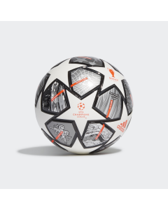 ADIDAS nogometna žoga FINALE MINI  WHITE/IRONMT/SILVMT