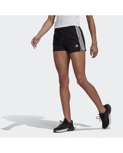 ADIDAS ženske kratke hlače W 3S SJ SHO BLACK/WHITE