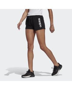 ADIDAS ženske kratke hlače W LIN FT SHO BLACK/WHITE