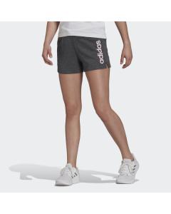ADIDAS ženske kratke hlače W LIN FT SHO DGREYH/CLPINK