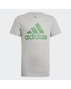 ADIDAS otroška kratka majica B BL T MGREYH/GREEN