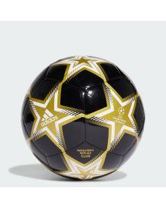 ADIDAS košarkarska žoga UCL CLB PS  BLACK/GOLDMT/WHITE