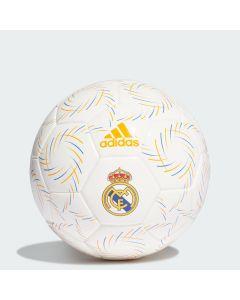 ADIDAS nogometa žoga RM MINI HOME WHITE/HIRBLU/LUCORA/