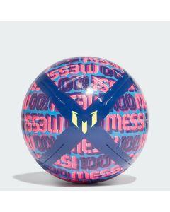 ADIDAS nogometa žoga MESSI CLB   VICBLU/FOCBLU/SHOPNK