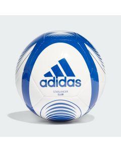 ADIDAS nogometa žoga STARLANCER CLB WHITE/ROYBLU