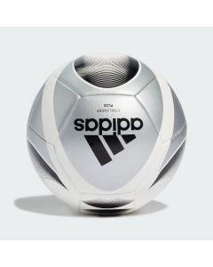 ADIDAS nogometa žoga STARLANCER PLUS SILVMT/WHITE/BLACK