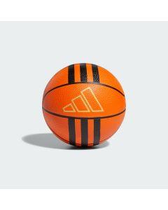 ADIDAS košarkarska žoga 3S Rubber Mini ORANGE