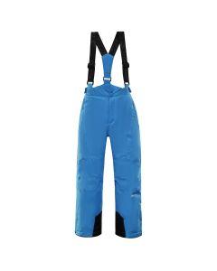 ALPINE PRO otroške smučarske hlače ANIKO 3 BLUE