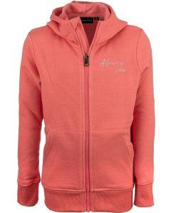 ALPINE PRO otroški pulover RAMIRO Light pink