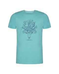 ALPINE PRO moška kratka majica AMIT 7 BLUE