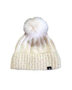 Lhotse ženska KAPA S COFOM WHITE1