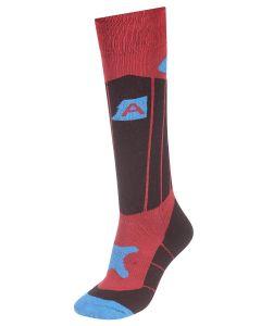 ALPINE PRO smučarske nogavice BEROG Unisex Socks